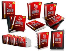 Stop Smoking Master Course, Complete Course on CD-rom incl Resell Rights
