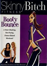 BRAND NEW DVD / Skinny Bitch -Booty Bounce / SEE PHOTO FOR DETAILS /WEIGHT LOSS