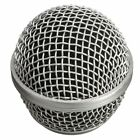 Silver Replacement Ball Head Mesh Microphone Grille for Shure Beta58 Useful