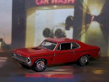 1969 69 CHEVY NOVA SS 1/64 SCALE DIECAST MODEL COLLECTIBLE DIORAMA OR DISPLAY