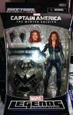 BLACK WIDOW  Marvel Legends Captain America The Winter Soldier