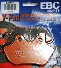 EBC V-Pad Semi-Sintered Front Brake Pads 2002-2004 Harley Dvdsn V-Rod (Set of 2)