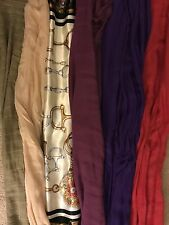 CHOOSE A COLOR! WOMENS HEAD SCARVES - CANCER, ALOPECIA, TICHEL,MODEST HEAD COVER