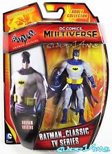2015 DC Comics Multiverse BATMAN CLASSIC TV SERIES Arkham Origins Figure