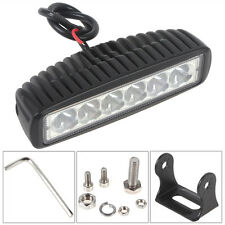 1550LM 6 Inch 18W 6 x 3W LED Light Bar as Worklight Spot light for boating