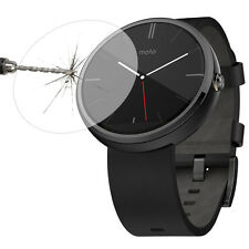 Super Clear Glass Film Tempered Glass Screen Protector for Smart watch Moto 360