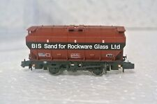 Graham Farish 377-767 Covered Hopper British Industrial Sand C-9 New In Box