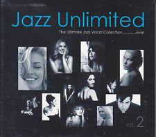 """Jazz Unlimited Vol.2"" Jazz Vocal Collection DW Mastering Audiophile 2-CD New"