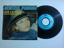 "Vanessa Paradis – Joe Le Taxi – Disco Vinile 45 giri 7"" (Stampa Francia)"