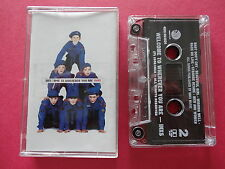 INXS WELCOME TO WHEREVER YOU ARE CASSETTE TAPE VG AUSTRALIA