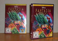 Walt Disney Fantasia 2000 Special Edition  DVD Z4F Neuwertig in Pappschuber