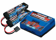 Traxxas EZ-Peak Plus 100 Watt 8-Amp LiPo Dual 7.4 Battery/Charger Combo TRA2991