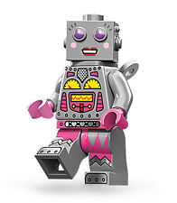 Lego 71002 Minifig Series 11 Lady Robot - Free Postage