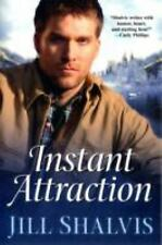 Wilder Brothers: Instant Attraction Bk. 1 by Jill Shalvis (2009, Paperback)