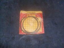 SUZUKI RM125 RM 125 1984 EVO NOS 12140-14110 ENGINE CYLINDER  STD PISTON RINGS