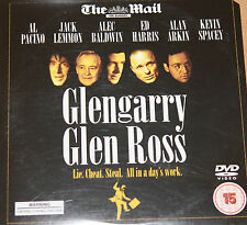 Glengarry Glen Ross (DVD), Al Pacino, Jack Lemmon, Kevin Spacey, Ed Harris