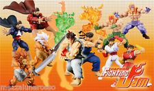 CAPCOM FIGHTING JAM TRADING FIGURE COLLECT600 ALEX P2 STREET FIGHTER MAX FACTORY