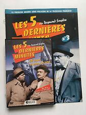 LES 5 DERNIERES MINUTES .. DVD N°3 + FASCICULE ... RAYMOND SOUPLEX