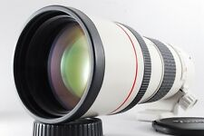 【AB- Exc】 Canon EF 300mm f/4 L USM for EOS Mount AF Lens w/Caps From JAPAN #2096