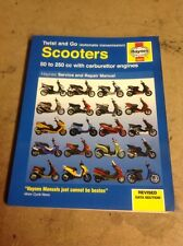 Twist and Go Scooter Service and Repair Manual by Phil Mather (Paperback, 2007)