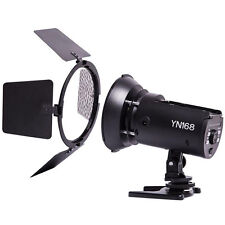Pro Yongnuo YN-168 168pcs LED Video Light Lamp for Canon Sony   DV Camcorder