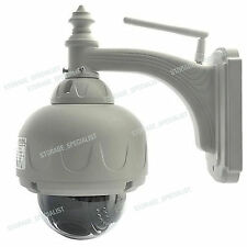 IP Camera Outdoor Waterproof Security System Wireless CCTV WIFI PTZ Night Vision