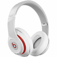 Beats by Dre Studio 2.0 Over-Ear Wired Headphones - White