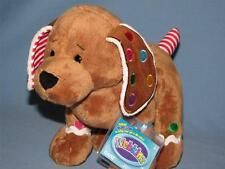 Webkinz Gingerbread Puppy NWT   **FAST & FRIENDLY Service**Smoke Free Stock**