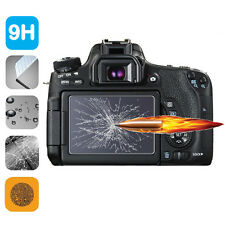 9H Tempered Glass LCD Screen Protector for Canon EOS 750D 760D 650D 80D 70D 700D
