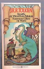 Smith of Wootton Major / Farmer Giles of Ham Tolkien Hildebrandt Baynes PB 1977