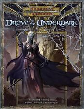 Dungeons and Dragons Core Rulebooks: Drow of the Underdark by Robert J....