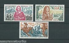 FRANCE - 1970 YT 1655 à 1657 - TIMBRES NEUFS** LUXE