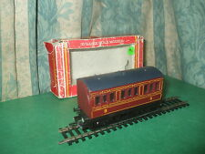 HORNBY LMS 4 WHEELED MAROON COACH ONLY - R468- No.2