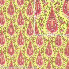 LIMITED ISSUE Amy Butler * LOVE - cypress paisley - Lime * cotton fabric