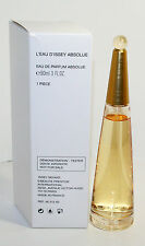 New In Tester Box Issey Miyake L'EAU D'ISSEY ABSOLUE EDP 90ml 3 / 3.0 oz Spray