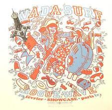 NADA SURF KUNSTDRUCK #2 VON GUY BURWELL - POSTER