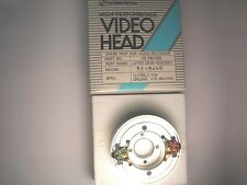 NISSHOKU  VCR VIDEO HEAD UPPER DRUM ASSEMBLY  56-6000 for SHARP DDMRU0005HE10