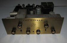 Fisher X101 Tube Integrated Amp  (Works OK  X-101)