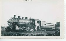 D800I RP 1955 SP RR SOUTHERN PACIFIC RAILROAD TRAIN ENGINE  #2547 WATSONVILLE CA