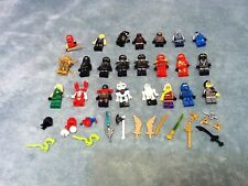 LEGO NINJAGO? minifigures accessories Weapons Lot
