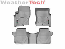 WeatherTech FloorLiner for Nissan Frontier Crew Cab - 2010-2016 - Grey