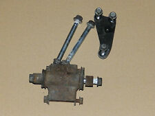 Honda ca 125 Rebel jc 24 motor soporte motor Soporte Engine Bracket