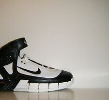 Vtg 2005 Nike Air Zoom Huarache 2K5 Kobe Sz. 6.5 White Black DB 2K4 310850-106