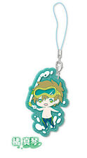 Free! - Iwatobi Swim Club Eternal Summer Makoto Sparkly Phone Strap Anime MINT