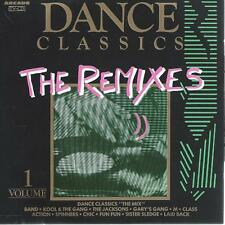 POP DISCO CD album DANCE CLASSICS THE REMIXES volume 1