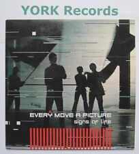 "EVERY MOVE A PICTURE - Signs Of Life - Excellent Condition 7"" Single V2"