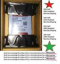 """WD RED WD80EFZX RED 8TB NAS 128MB cache SATA 6.0Gb/s 3.5"""" Properly Shipped! NIB"""