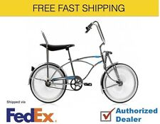 "New 1 Micargi Prince 20"" Kids Bike, Lowrider Beach Cruiser, Free Shipping"