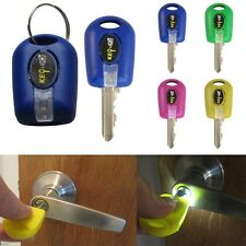 LED Key Cover Keychain Light - in Assorted Colors