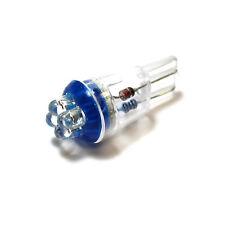 PORSCHE 911 996 501 W5W BLU PORTA INTERNA LAMPADINA LED 4-LED QUAD LUCE Upgrade